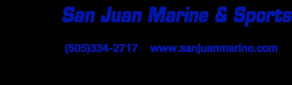San Juan Marine & Sports in Flora Vista, NM