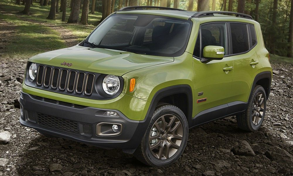 Jeep Getting Smaller SUV to Slot Below Renegade? http