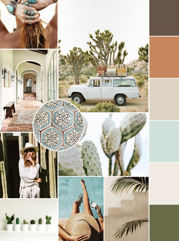 July Mood Board - Kara Layne & Co.