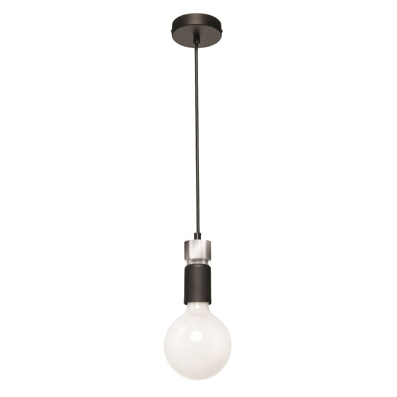Brilliant 240v Black Finery Suspension Kit Bunnings Warehouse Types Of Lighting Bulb Led Lights