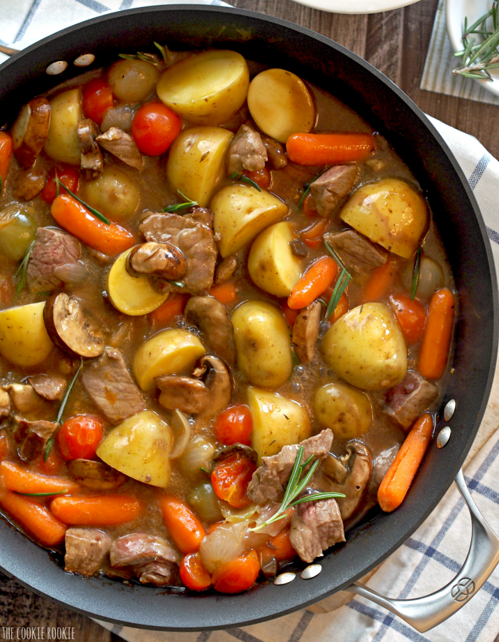 Beef and vegetable skillet receta beef and vegetable skillet forumfinder Image collections