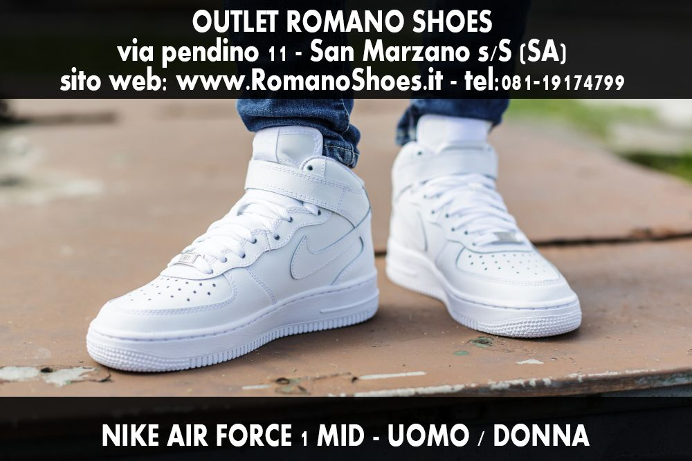 Pin di Outlet Romano su Scarpe Nike | Nike, Nike air force e