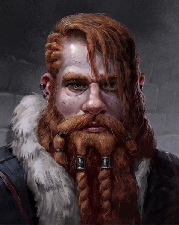 22++ Dwarf hair ideas