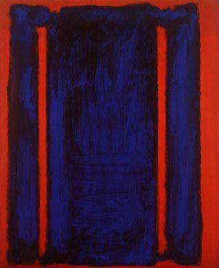 one of my favorite Rothko's