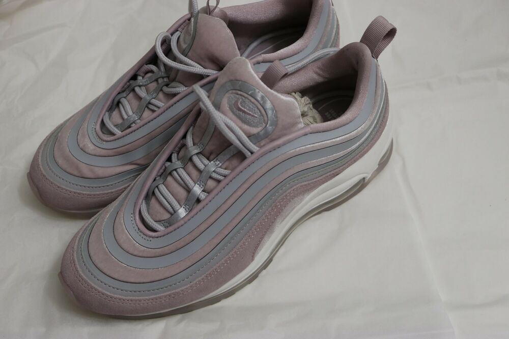 Nike Air Max 97 Ultra Lux Red AH6805 200 Women' Casual Shoes