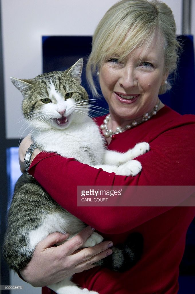 Claire Horton, CEO of Battersea Dogs and Cats Home in