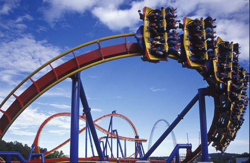 Six Flags White Water Georgia Aquarium Skyview Tickets And More Are All Available At A Discounted Six Flags Great Adventure Thrill Ride Best Places To Travel