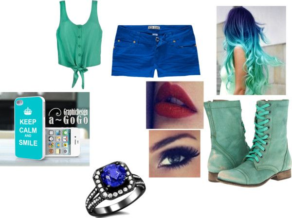 """""""The Sea"""" by louisa-tomlinson on Polyvore"""