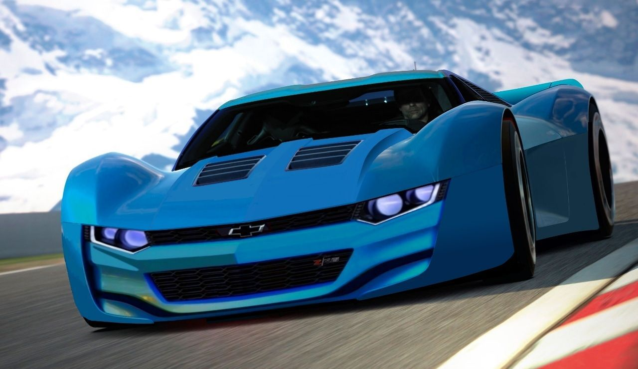 All Types pictures of the new camaro : What will the New 2017 Camaro IROC-Z be like? With the top down ...