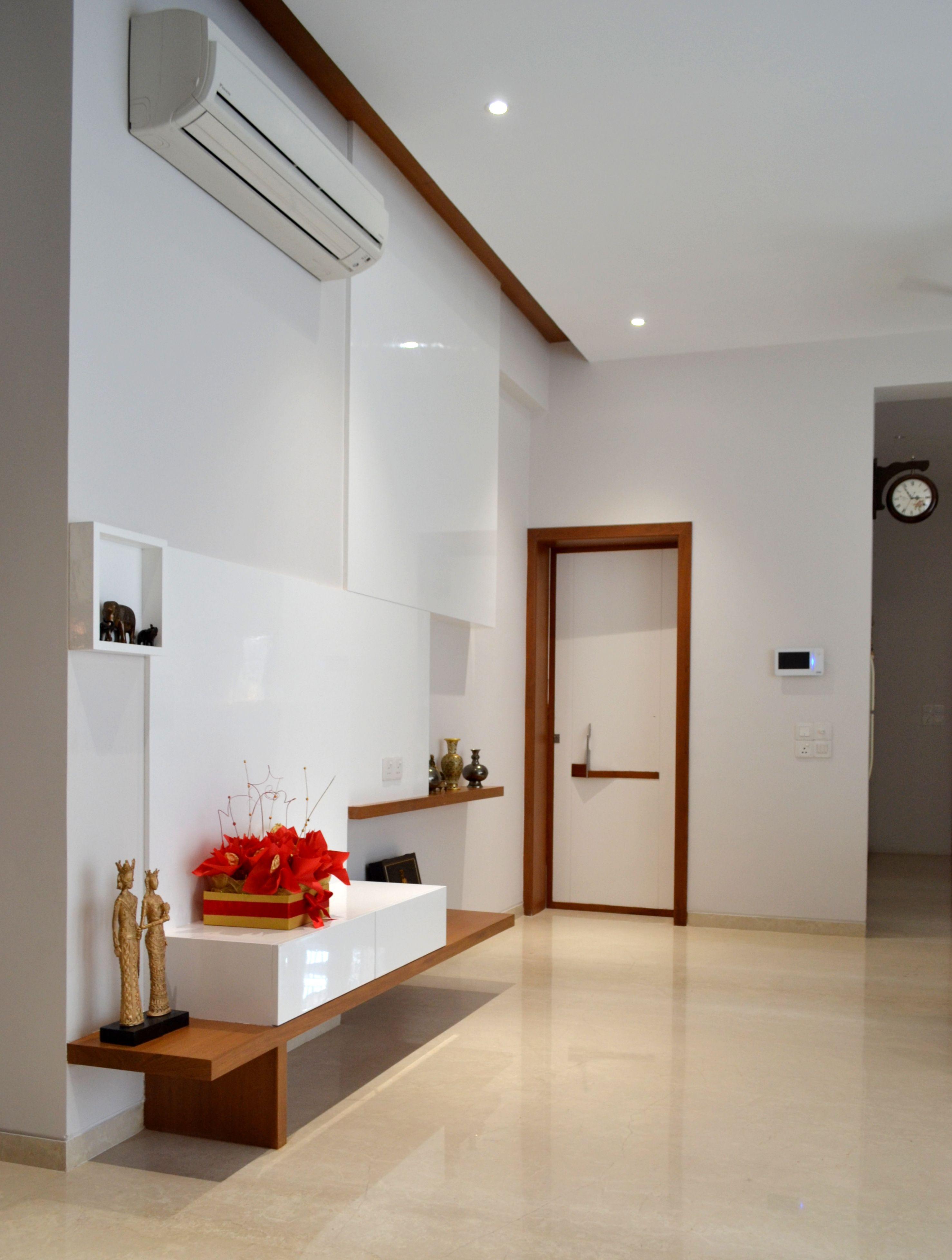 T V Unit Side Veiw Modern Living Room By Ssdecor Modern: Living Room T.V. Unit Side View- THE GRID