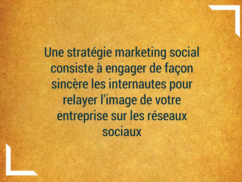 citation - Une stratégie #Webmarketing Social (avec images ...