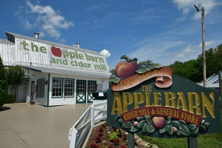 Top 5 Fun Things to Do at the Apple Barn in Sevierville TN ...