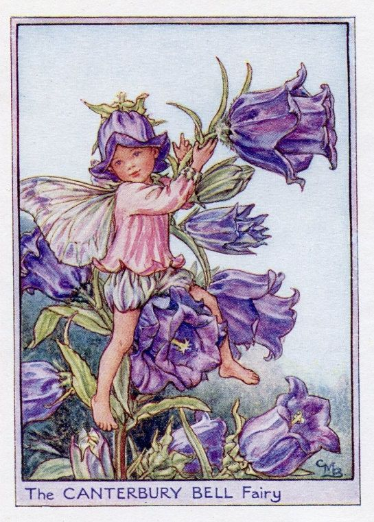 Pin On Fabulous Fairies Vintage Images