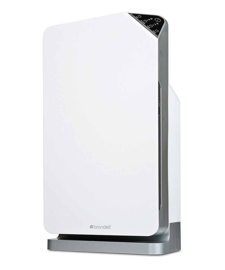 White O2 Balance Air Purifier By Brondell Zulily