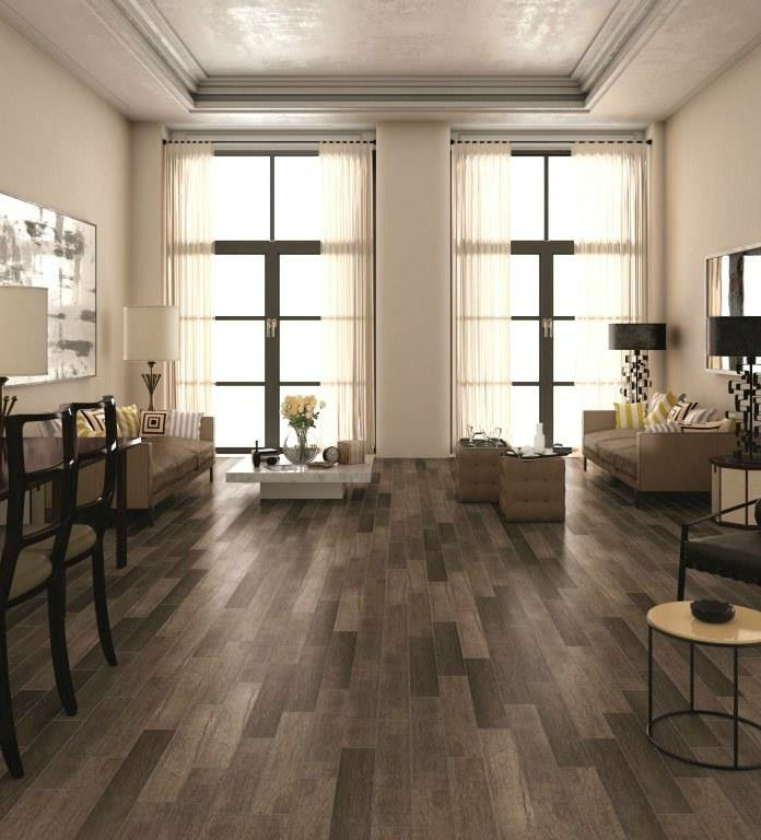 Marazzi Wood Look Tile Is Elegant And Casual At The Same Time