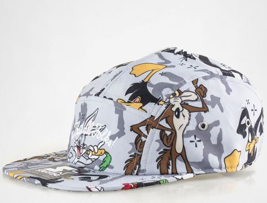 0046002a9a790 Tune Camo 5-Panel Hat by STARTER