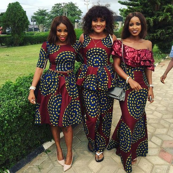 nice african dresses for church