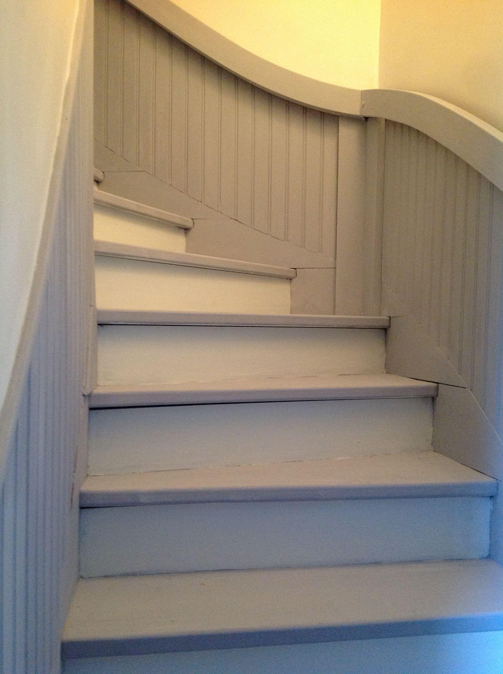 Peindre Escalier Et Lambris   Décoration Du0027intérieur