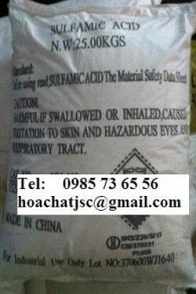 Sulfamic Acid , H2NSO3H