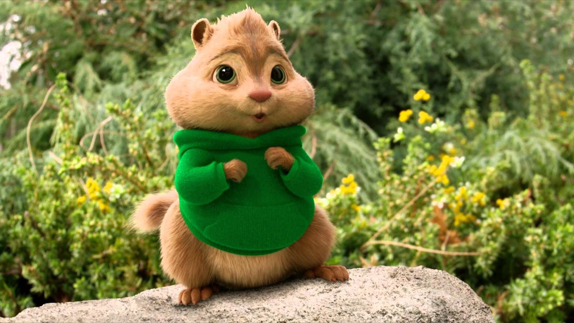 Playing Minigolf With Alvin And The Chipmunks With Images