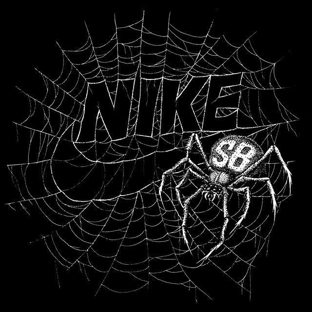 """Instagram media yaiagift - """"Web"""" for @nikesb. #yaia #sur #0341. Available at the Nike.com"""