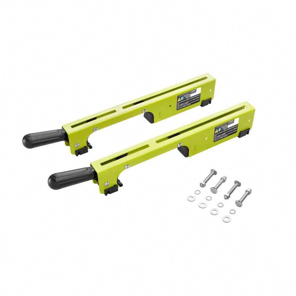 Ryobi Miter Saw Stand Mounting Brackets For A18ms01g Powertoolsbanner In 2020