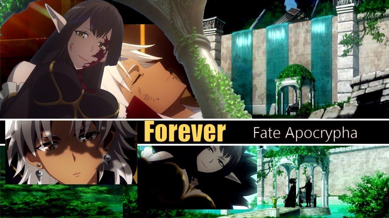 Fate Apocrypha AMV Forever (Shirou x Semiramis)