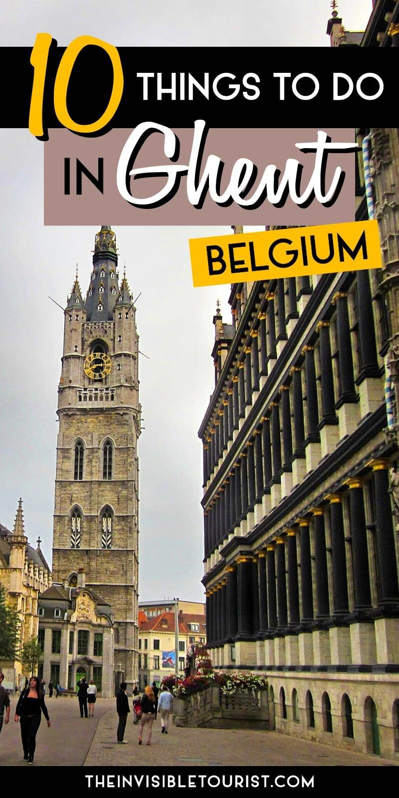 How Do I Get From Brussels Airport To Ghent
