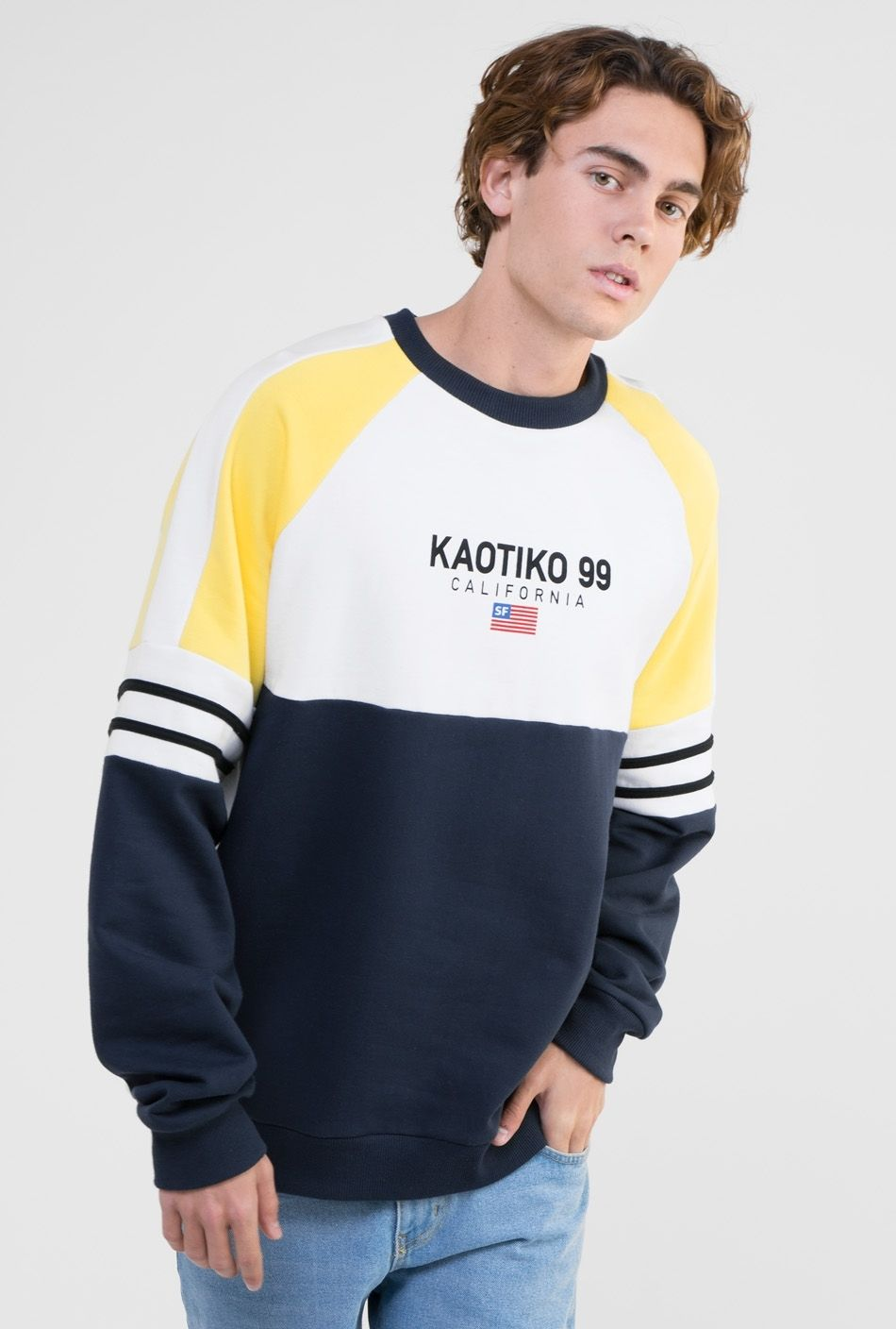 In Barcelona Made boy kaotikobcn sweatshirt Z6vgdqwd
