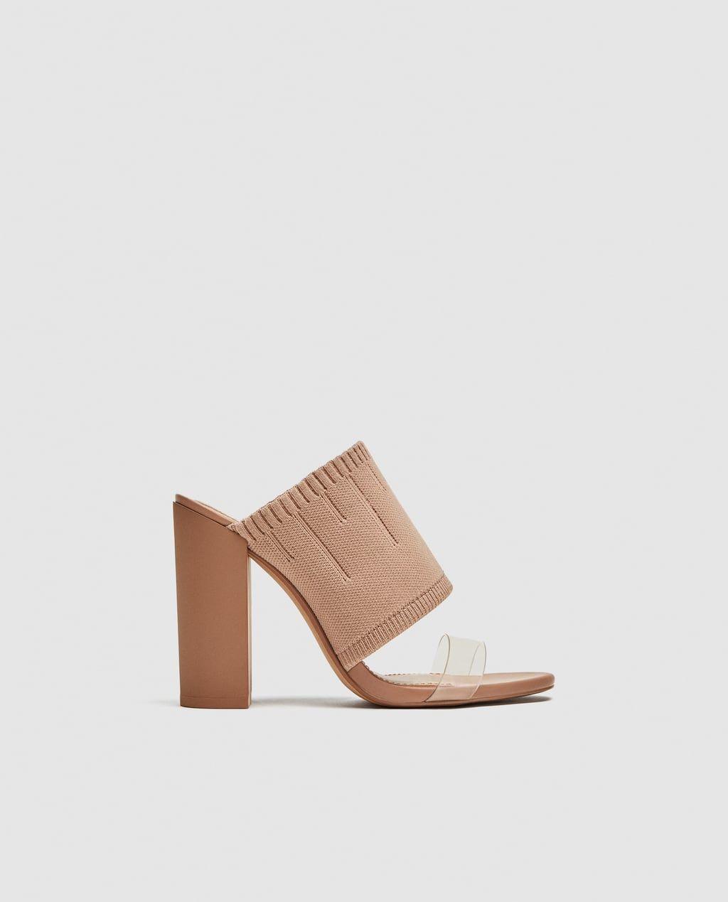 Zapatos Y CalzadoNueva Colección Zara España De Mujer Online mNvn80w