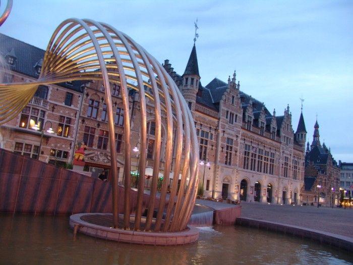 Fontijn kortrijk regio kortrijk pinterest belgium for Courtrai belgium
