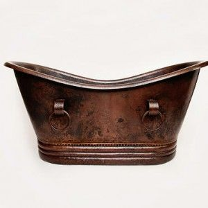 Del Colbre Copper Bathtub Hand Made Copper Bathtubs Copper Bathtubs Copper Tub Bathtubs For Sale