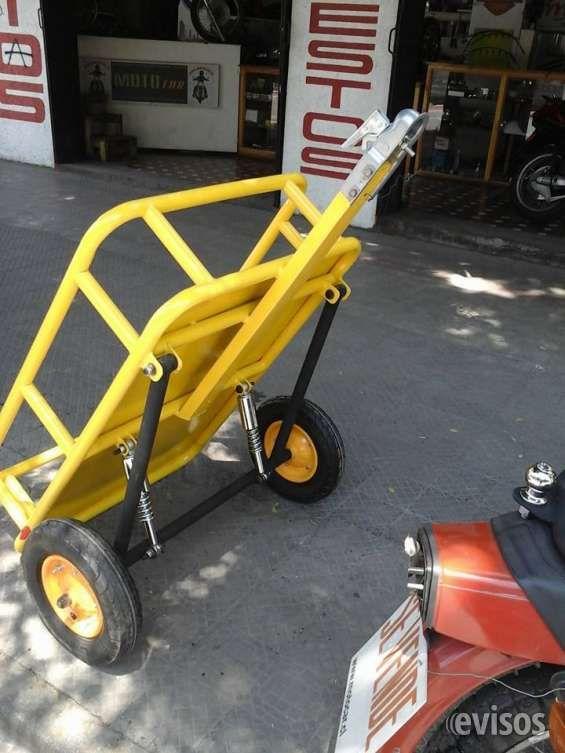 Carrito Mini Remolque Para Motocicletas Remolque Para Motocicleta Remolque Para Bicicleta Carrito Para Bicicleta