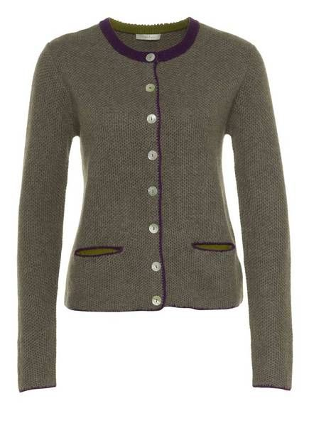 376773aba78ed3 lilienfels - Cashmere-Strickjacke | Tracht | Sweaters und Fashion