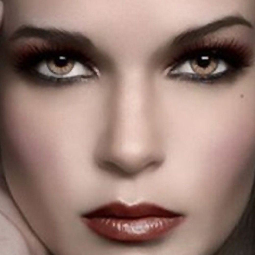 Elegant make up ideas for brown eyes dose style style