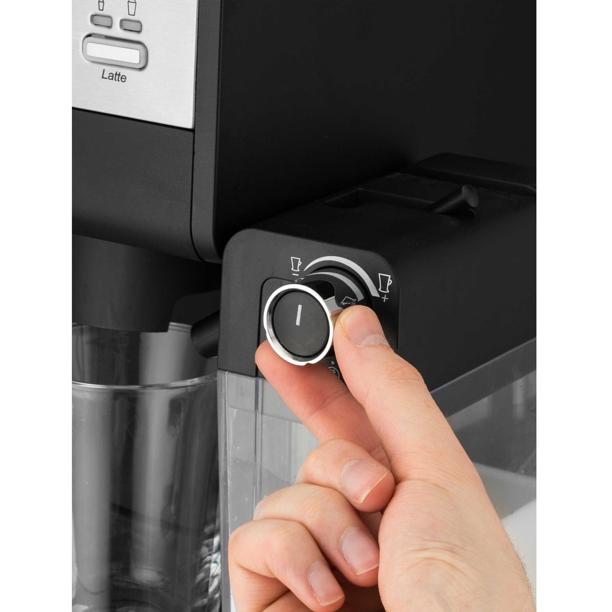 Gourmia gcm 4000 kcup compatible coffeecappuccinolatte