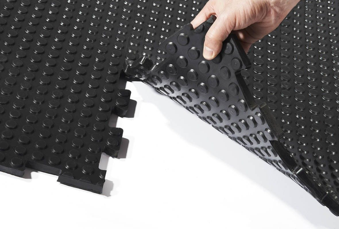 Rubber floor tiles interlocking photo 7 stuff to buy pinterest rubber floor tiles interlocking photo 7 stuff to buy pinterest insulation interiors and room dailygadgetfo Images