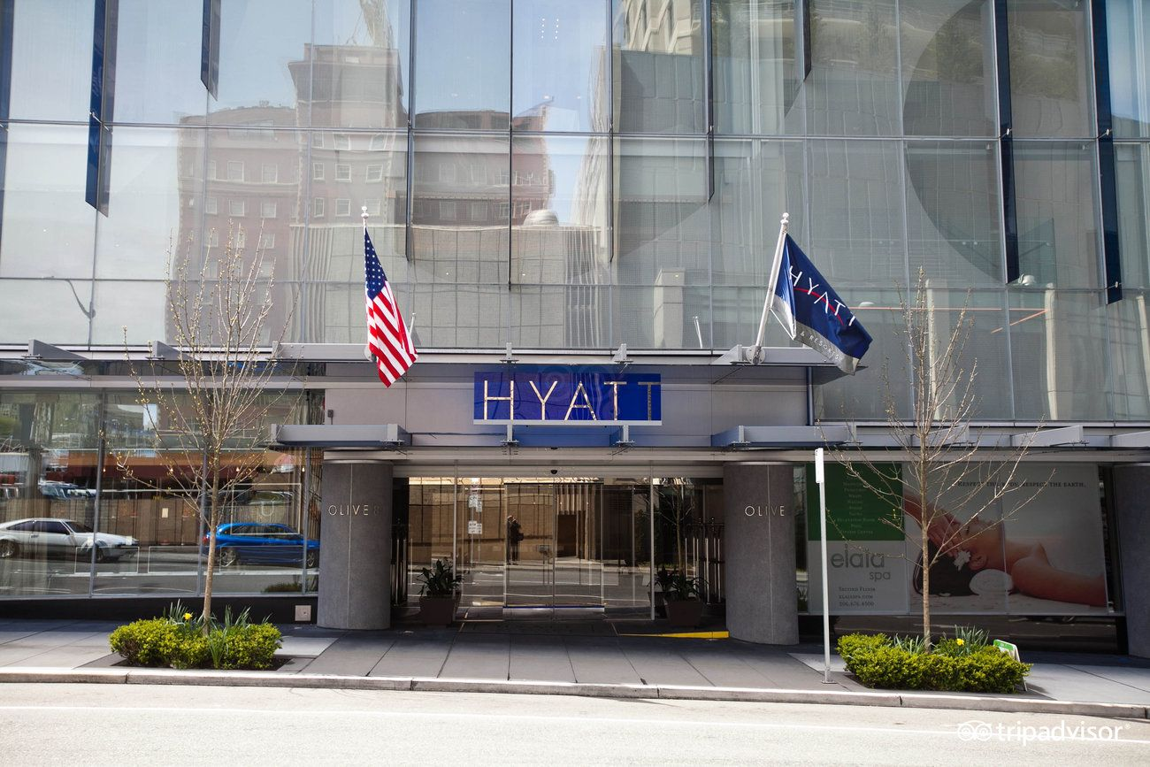 Hyatt At Olive 8 Seattle Wa Hotel Reviews Tripadvisor