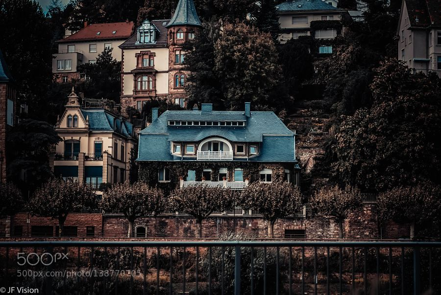 Popular on 500px : old house by jasonfu216