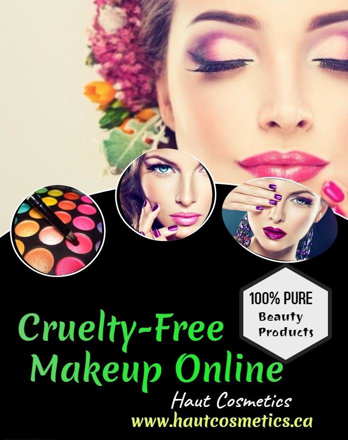 14e242d106 Haut cosmetics is the best online shop for Vegan Makeup Brands in Canada.  The shop offers 100% Cruelty-free makeup products online.