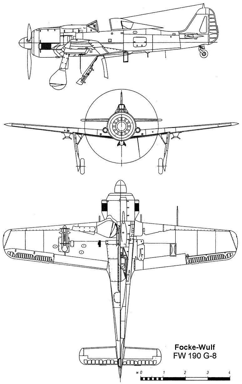 Blueprints De Autos Viejos Y Nuevos Autos Y Motos Taringa Focke Wulf Fw 190 Aircraft Design Blueprints