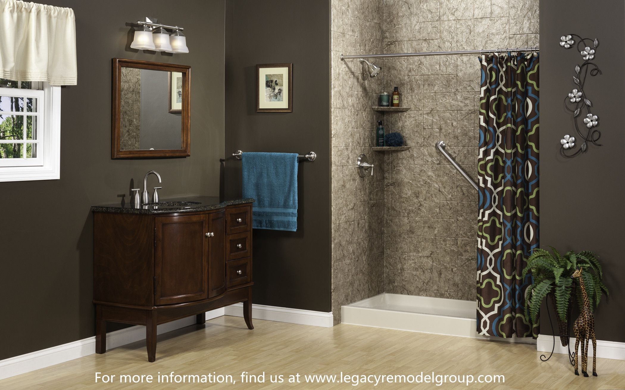 Transform The Look Of Your Bathroom In One Day With Legacy