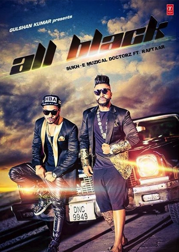 All Black Mp3 Song Of Sukhe Musical Doctorz Feat Raftaar