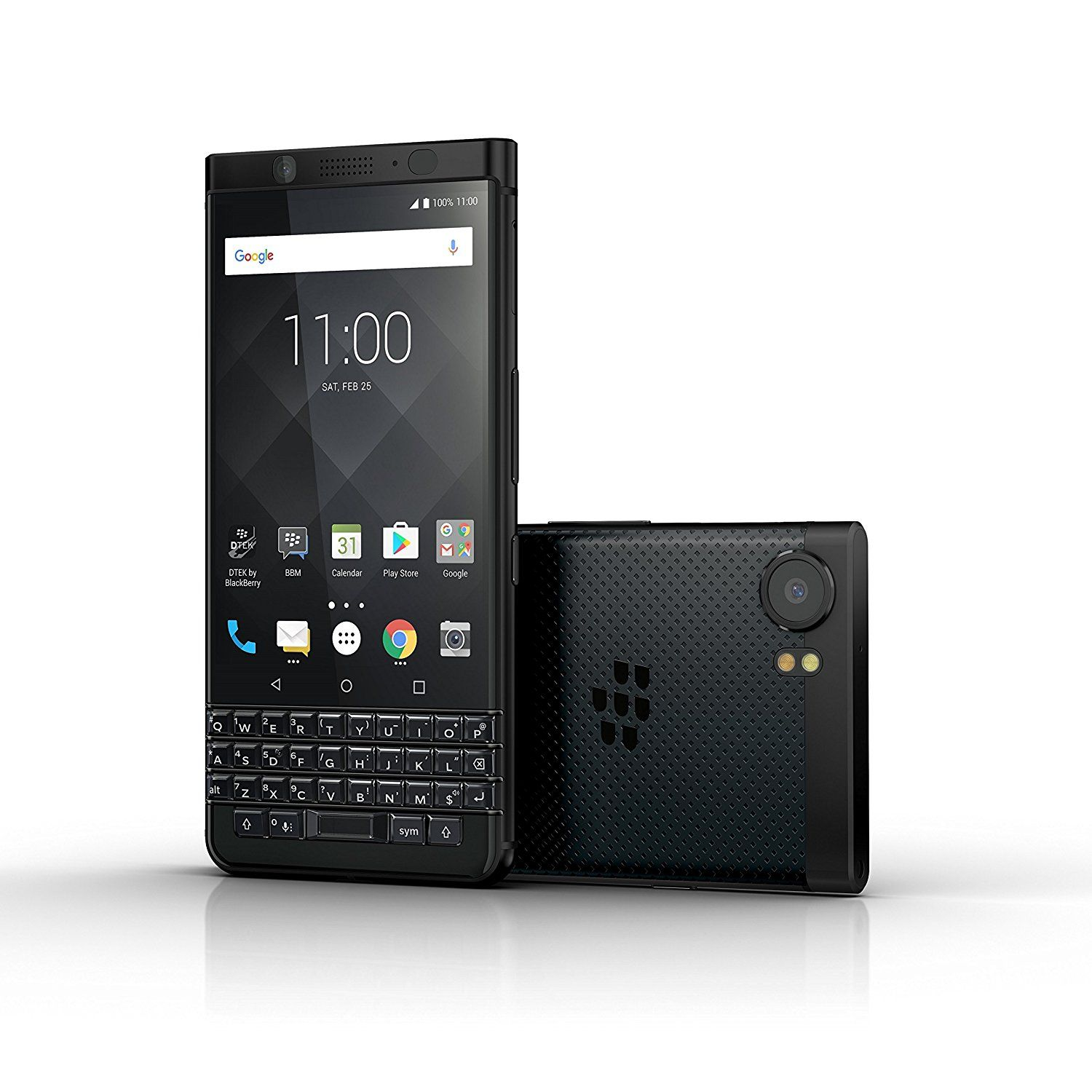 BlackBerry KEYone Phone Qwerty Keyboard, Android 7.0