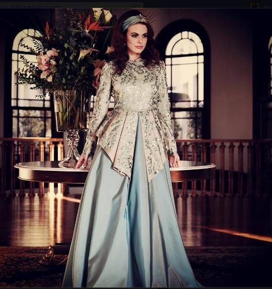 Sunnet Annesi Kabarik Elbise Elbise Elbiseler Kiyafet