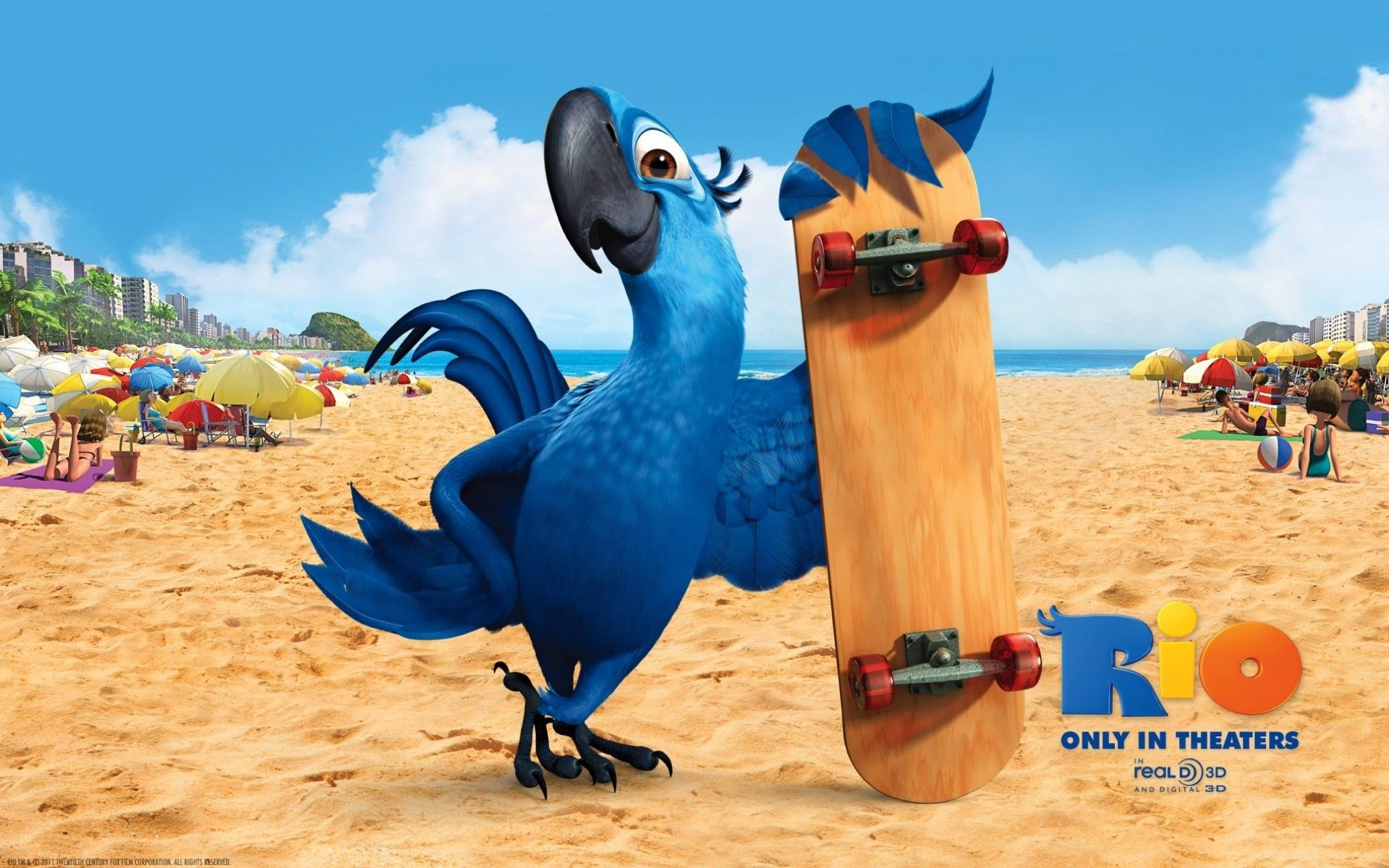 rio 2 wallpaper hd movie for pc computer | movies/tv shows