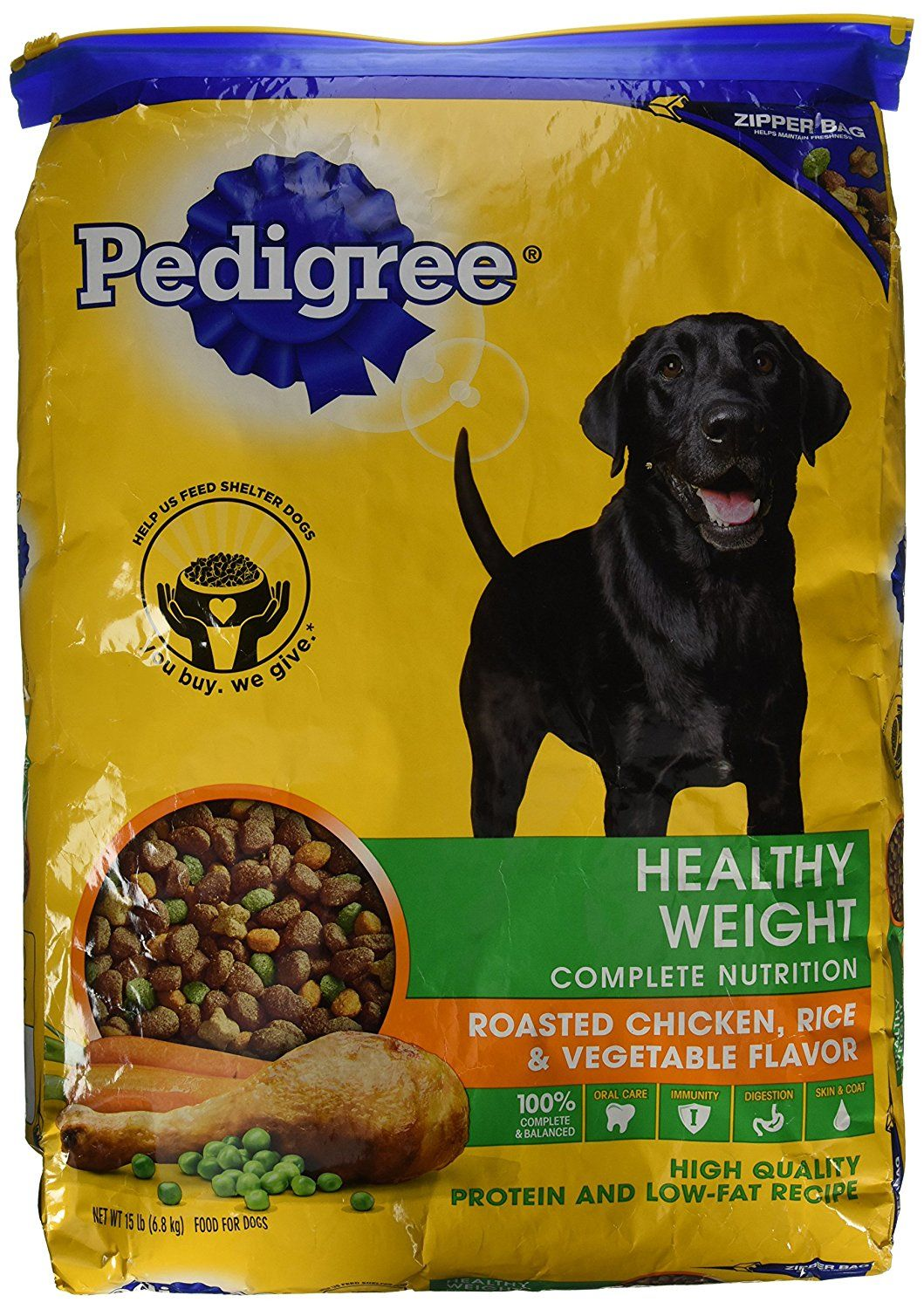 Pedigree Healthy Weight Adult Dry Dog Food Want Additional