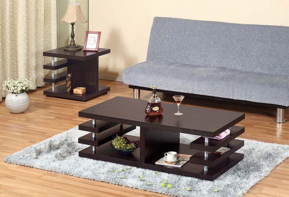 Furniture Of America Boler Stacked Panel Coffee Table Dark Espresso Coffee Table Living Room Table Sets Centre Table Living Room [ 817 x 1200 Pixel ]