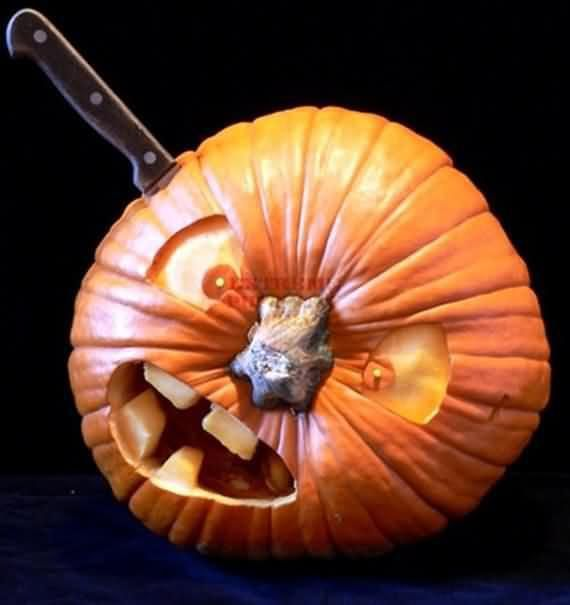 Halloween Pumpkin Carving Ideas - #carving #Halloween #ideas #Pumpkin #pumkincarvingdesigns
