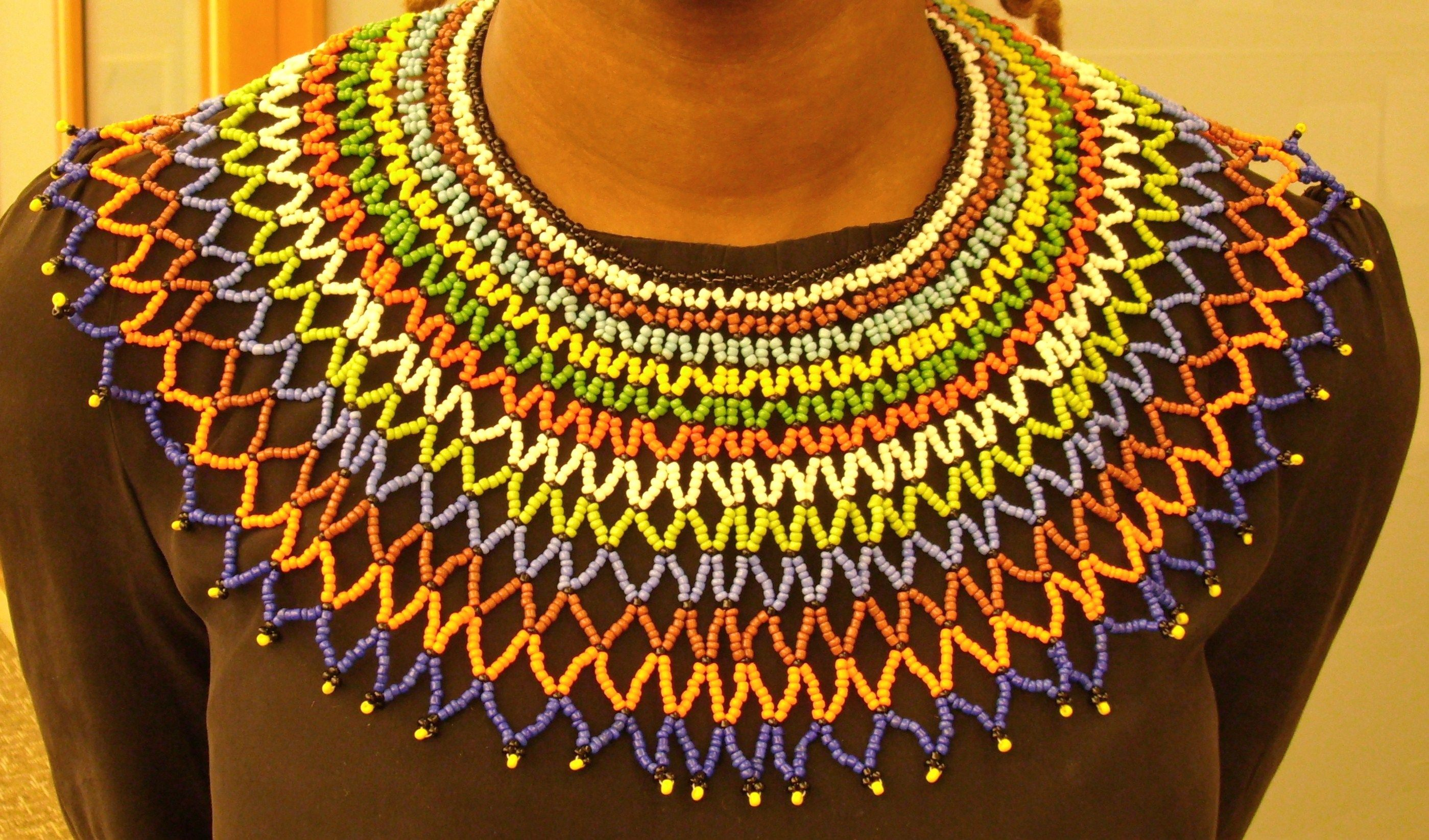 South African Beaded Jewelry